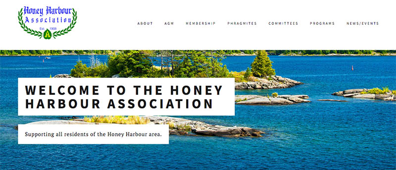 Honey Harbour Association Georgian Bay Island Cottage Properties for Sale